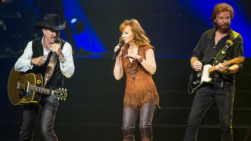 Reba and Brooks & Dunn: 'Together in Vegas'