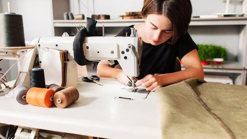 Seamstress Tailor