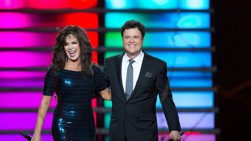 Donny and Marie Osmond: 'Donny & Marie'