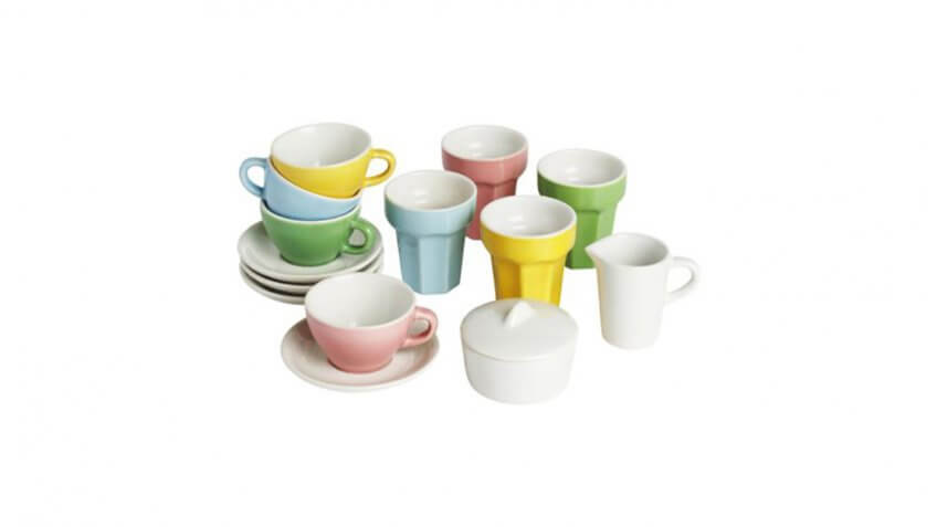 Need a last minute gift we explore ikea for under 20 gobankingrates - Duktig tea set ...