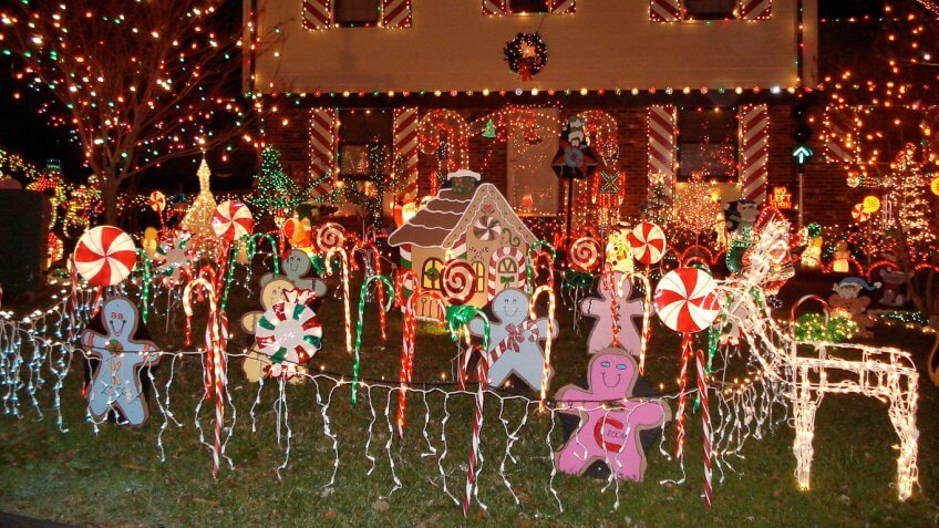 tacky lights tour - Where To Go See Christmas Lights