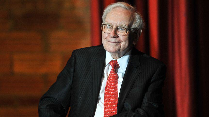 OMAHA, NE-DECEMBER 16: Billionaire Businessman Warren Buffett listens to Democratic Presidential Candidate Hillary Rodham Clinton at a Town Hall rally at Sokol Auditorium December 16, 2015 in Omaha, Nebraska.