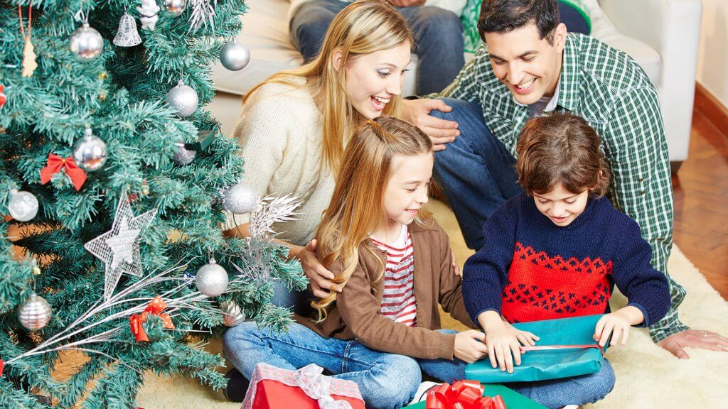 Why I Don\'t Let Santa Spoil My Kids | GOBankingRates