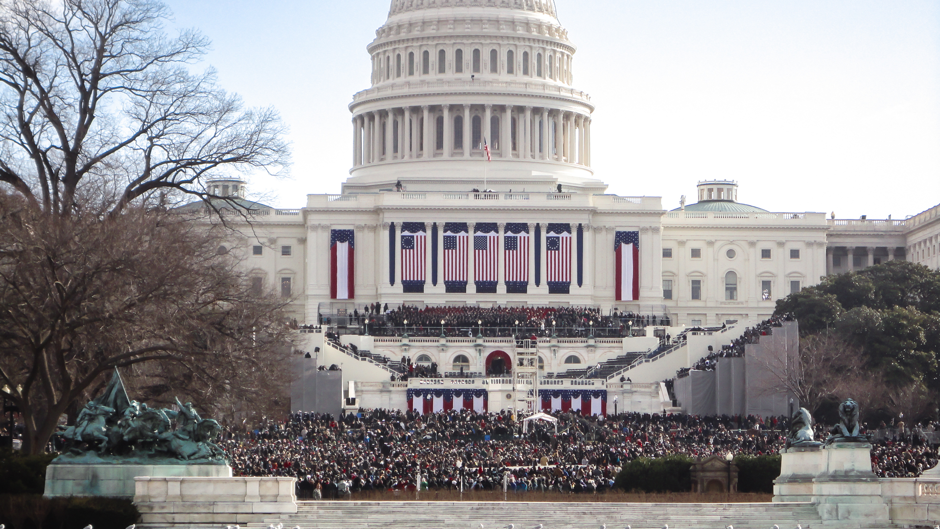 What Does a Pandemic Inauguration Cost for D.C.?