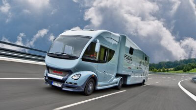The Insanely Pricey Features of Luxury Motorhomes