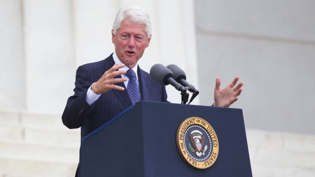 presidential speech Witness famous speeches and hear timeless words spoken by historical figures listen to recordings of speeches online on historycom.