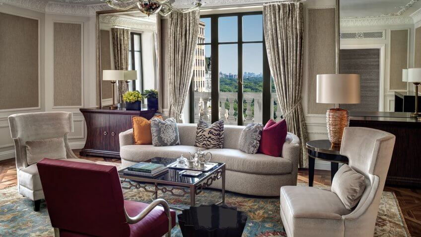 Most Expensive Presidential Suites in America