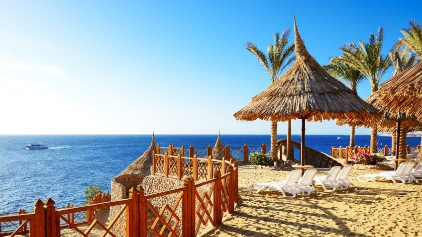 Sharm el Sheikh Egypt Red Sea