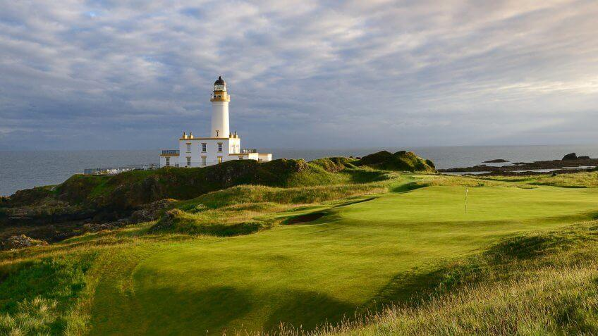 donald trump golf course