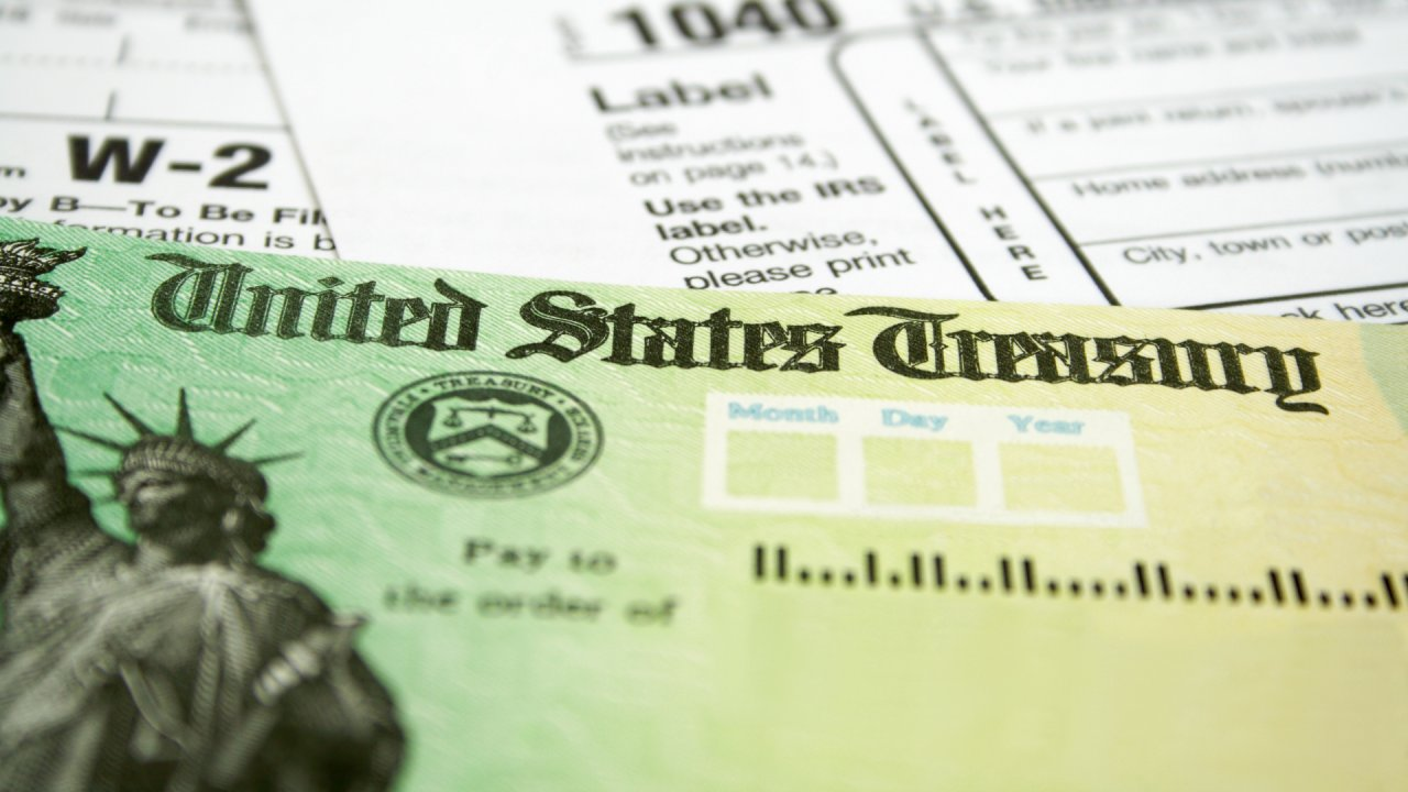 Here's the First Thing You Should Do With Your Tax Refund