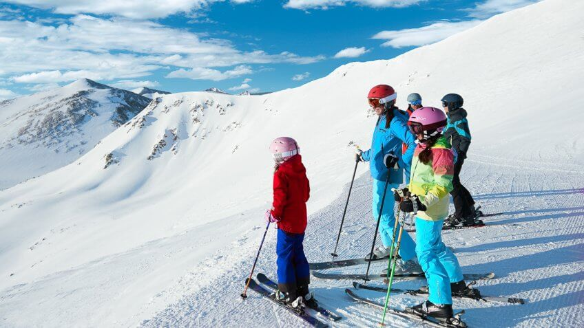 No Business Like Snow Business: 15 World-Class Ski Resorts