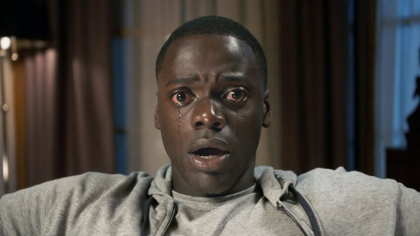 "DANIEL KALUUYA as Chris Washington in Universal Pictures' ""Get Out,"" a speculative thriller from Blumhouse (producers of ""The Visit,"" ""Insidious"" series and ""The Gift"") and the mind of Jordan Peele."