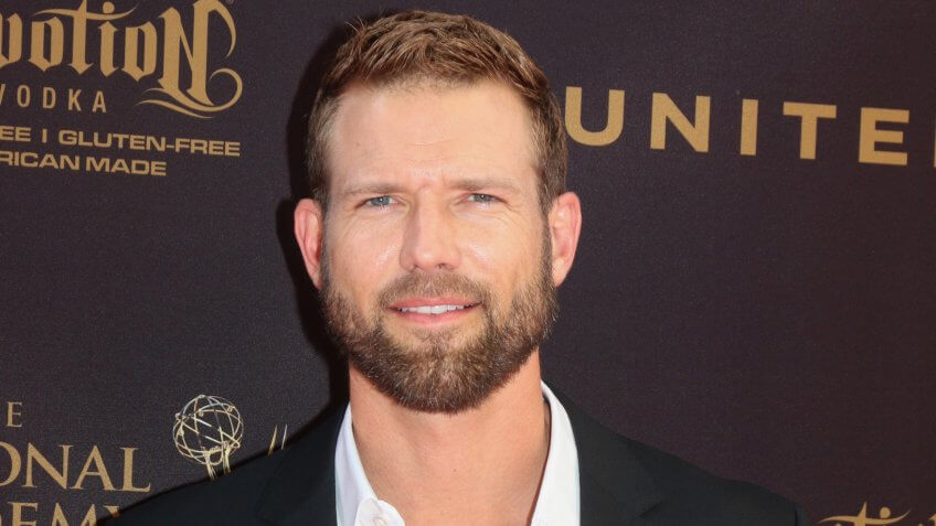 LOS ANGELES - MAY 1: Travis Stork at the 43rd Daytime Emmy Awards at the Westin Bonaventure Hotel on May 1, 2016 in Los Angeles, CA.