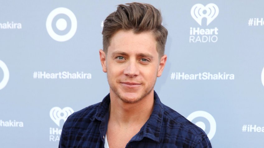 Photo by Matt Sayles/Invision/AP/REX/Shutterstock Jef Holm arrives at the iHeartRadio Album Release Party for Shakira's Target Exclusive Deluxe Edition in Burbank, Calif.
