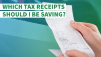Which Tax Receipts Should I Be Saving to File Taxes?