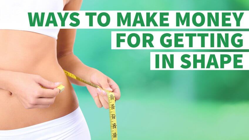 Paid to Sweat: 6 Ways to Make Money for Getting in Shape