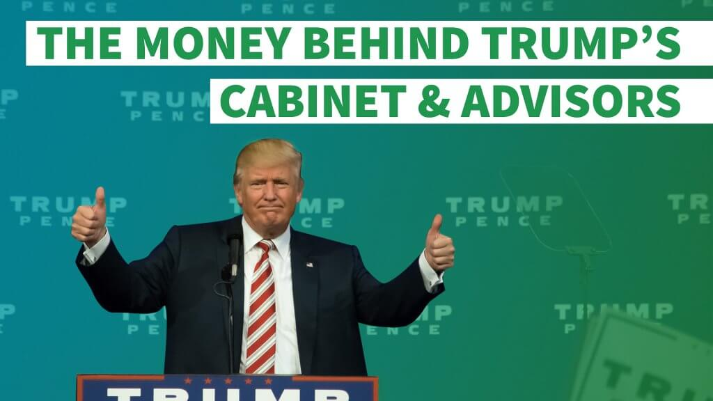 The Money Behind Donald Trump's Cabinet and Advisors | GOBankingRates