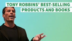 Tony Robbins' Best-Selling Products and Books