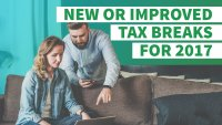 7 New or Improved Tax Breaks for 2017