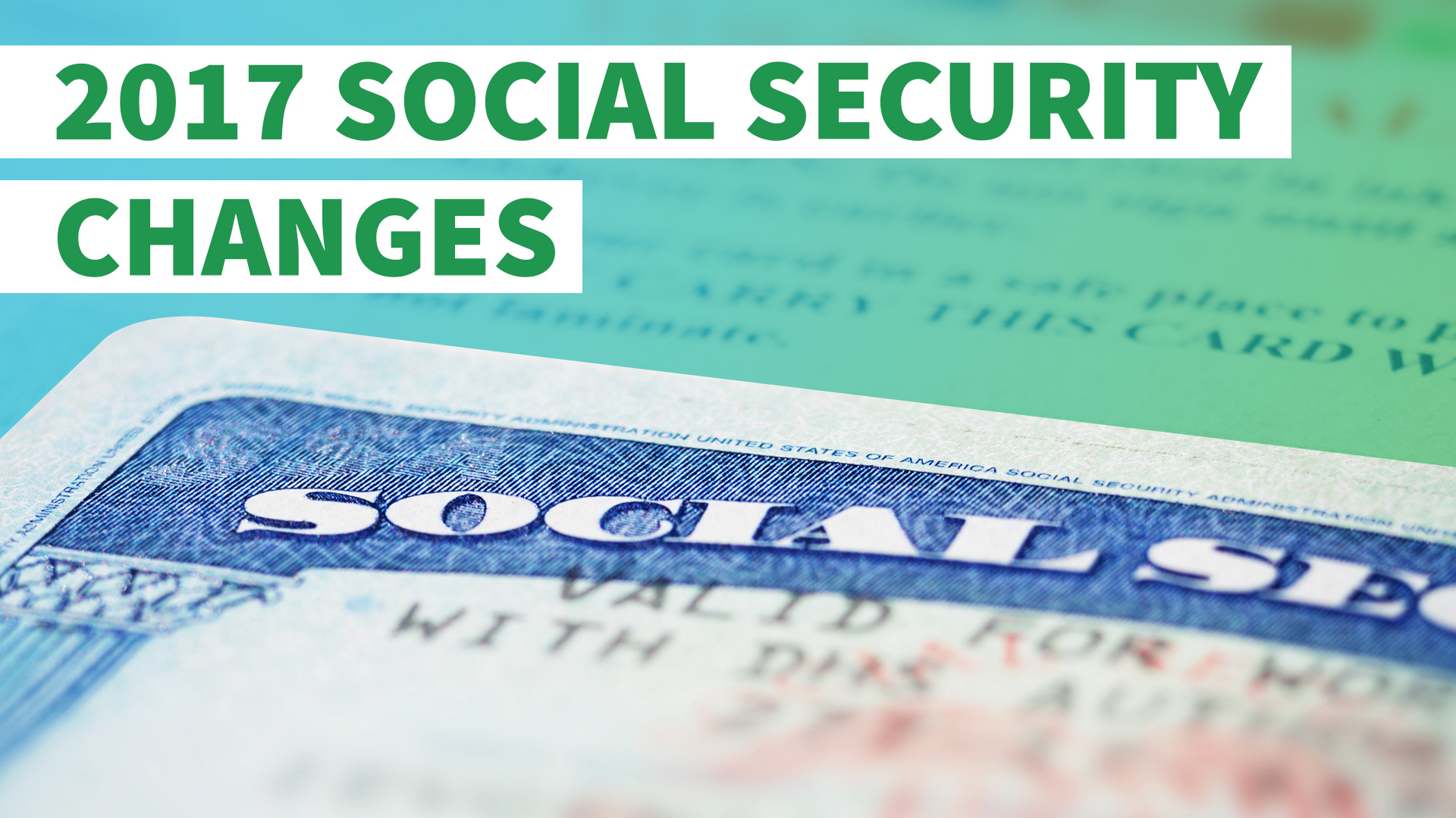 5 Social Security Changes to Watch for in