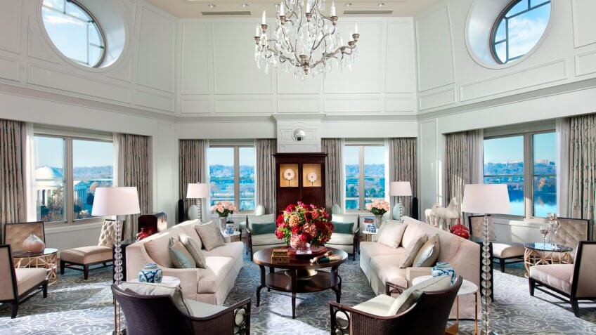Most Expensive Presidential Suites in America | GOBankingRates