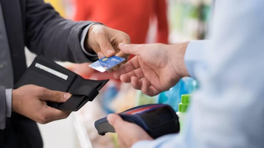 Credit Cards Moving to Retail Sales