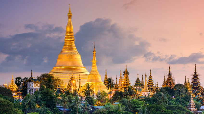 Myanmar and Thailand Tour