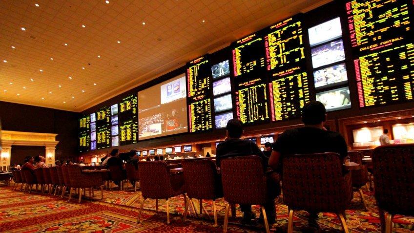 Las-Vegas-Sportsbook
