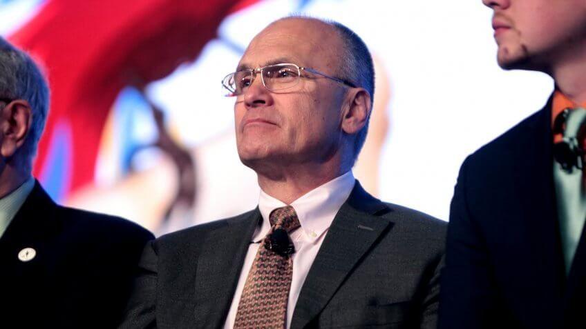 Andy Puzder, Secretary of Labor