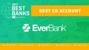 Best CD Account of 2017: EverBank