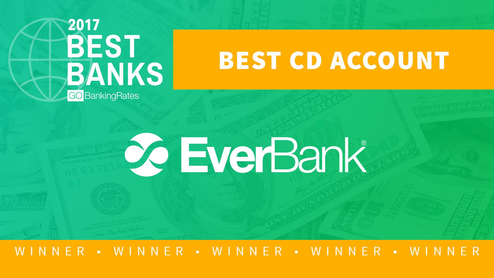 Best Cd Account Of 2017 Everbank Gobankingrates