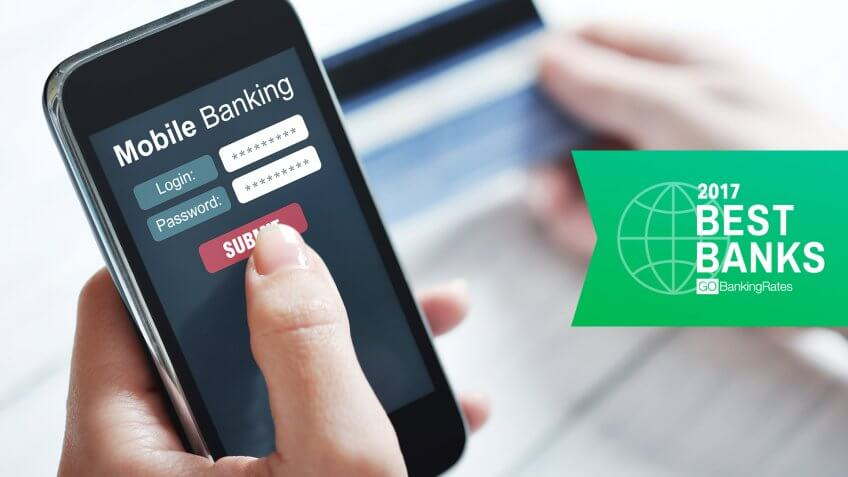 10 Best Online Banks of 2017