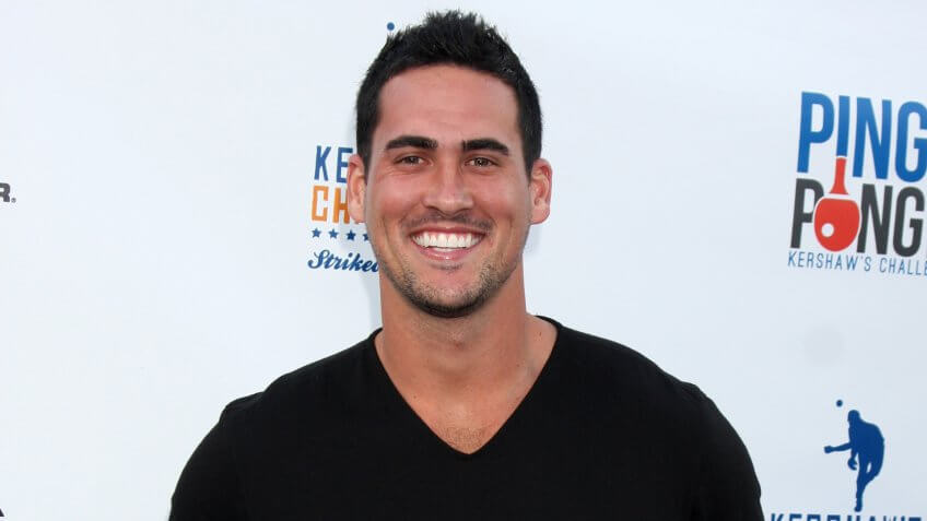 LOS ANGELES - SEP 4: Josh Murray at the Ping Pong 4 Purpose Charity Event at Dodger Stadium on September 4, 2014 in Los Angeles, CA.