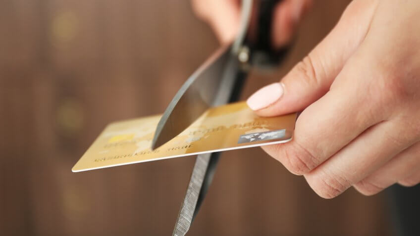 cut-up-credit-cards