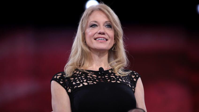 Kellyanne Conway, Counselor and Former Campaign Manager