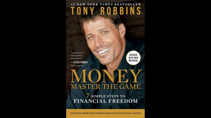 Money Master the Game: 7 Simple Steps to Financial Freedom tony robbins