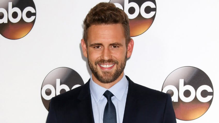 LOS ANGELES - JAN 10: Nick Viall at the Disney/ABC TV TCA Winter 2017 Party at Langham Hotel on January 10, 2017 in Pasadena, CA.