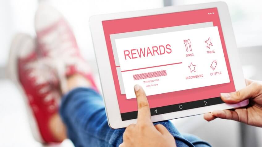 Join Online Retailers Rewards Programs