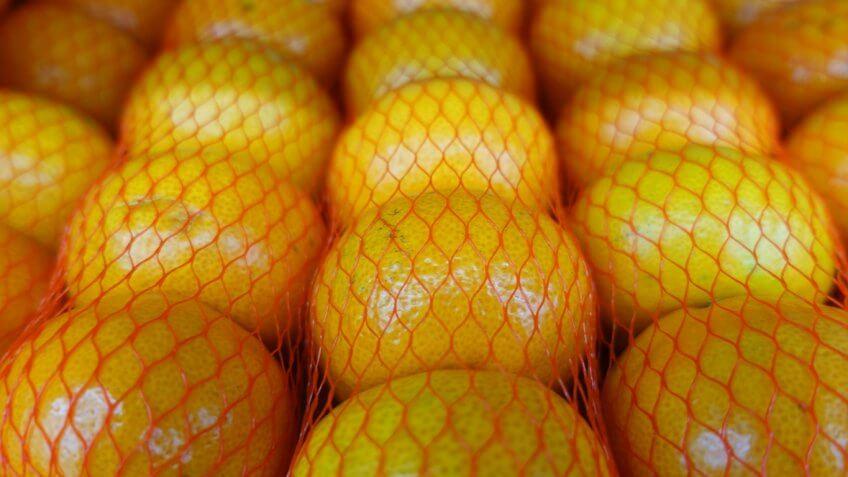 Buying Bagged Seasonal Fruit