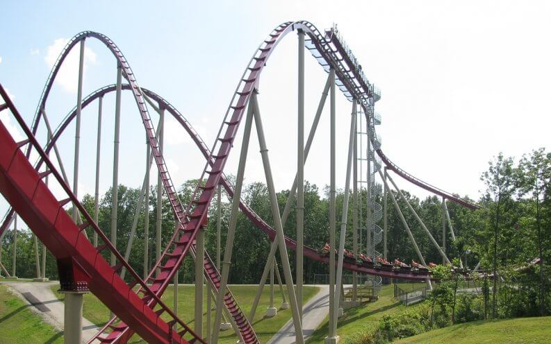 Carowinds is known for its fast rides, new additions and great location – situated in the heart of one largest banking cities in the U.S. - Charlotte, NC.