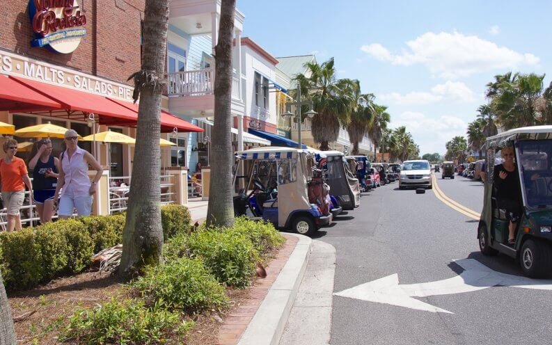 Top retirement communities in america and the cost to call Best villages in america