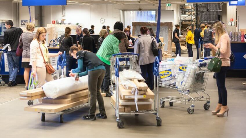 Avoid Ikea Shipping Fees