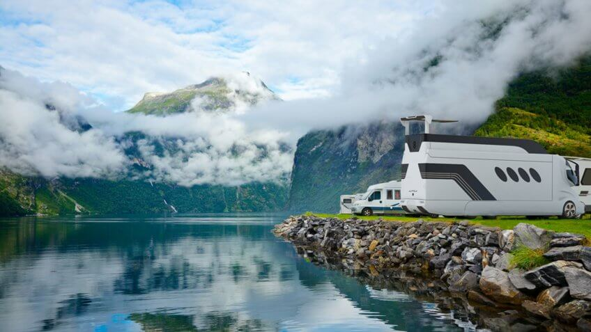 sky lounge trailer