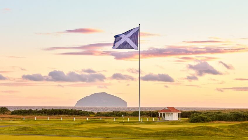 donald trump golf course turnberry