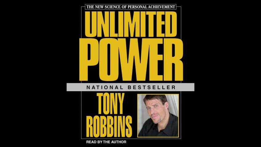unlimited power tony robbins