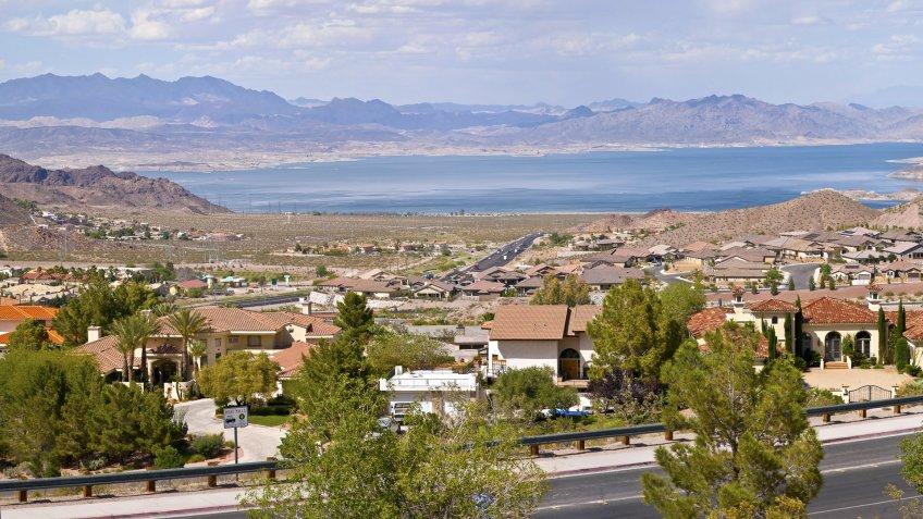 Nevada-Boulder-City