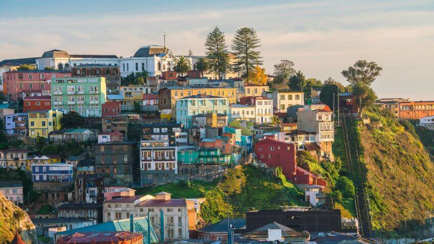 Valparaiso-Chile-UNESCO-World-Heritage-Site