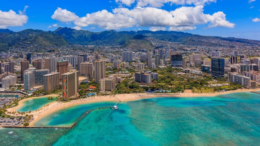 51 Hawaii Average Annual Insurance Cost 703