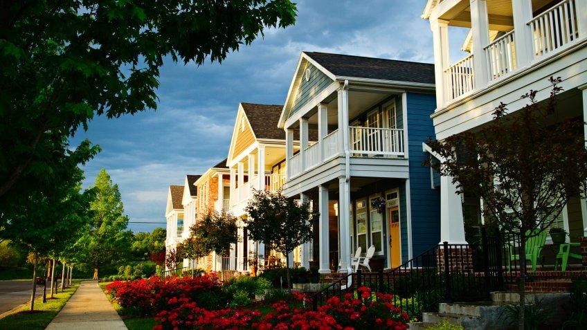 Arkansas, Community, House, neighbor, suburbia
