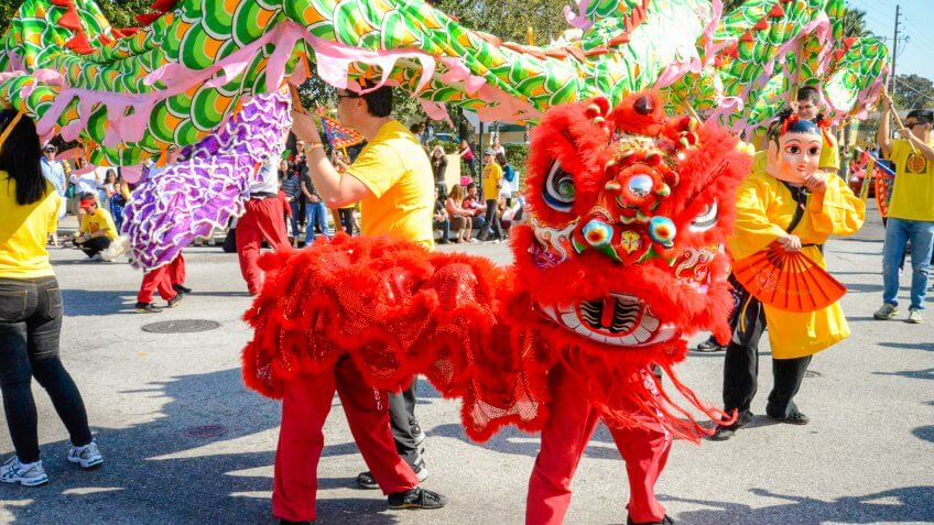 celebrating chinese new year in america essay Free essay: since my childhood, i have been celebrating new year at my home sitting in front of tv watching the new year programs, or by wishing my friends.